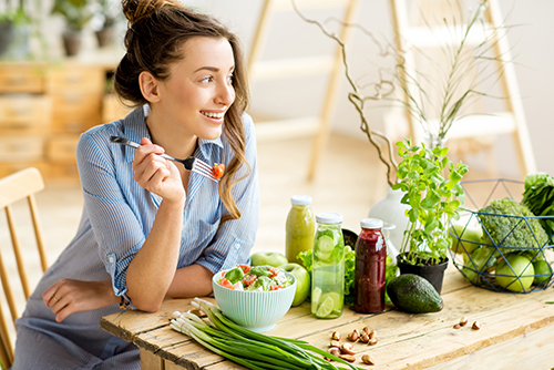 Eating Healthy May Help Prevent Hearing Loss